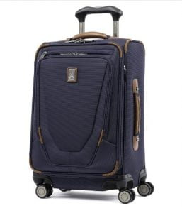 Travelpro Crew 11-Softside Expandable Luggage With Spinner Wheel