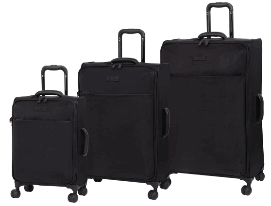 IT Luggage Lustrous Expandable Lightweight