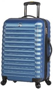 Lucas Treadlight Checked Luggage Collection 28""