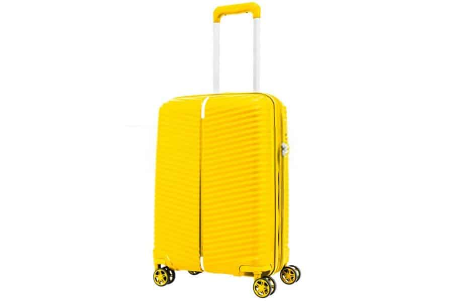 how to protect spinner luggage wheels