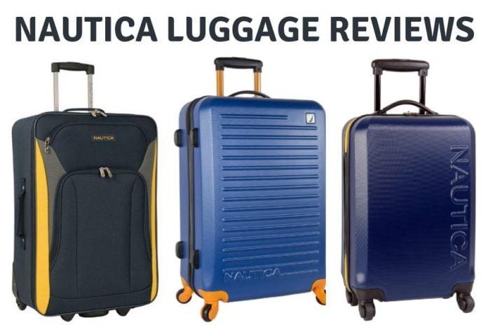 nautica luggage reviews