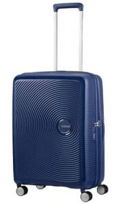 AMERICAN TOURISTER Soundbox- Spinner 55/20 Expandable Suitcase