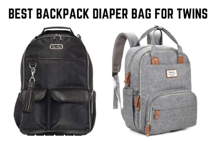 Best Backpack Diaper Bag For Twins