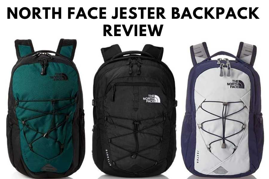 North Face Jester Backpack Review