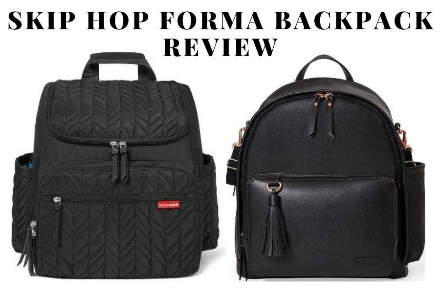 Skip Hop Forma Backpack Review