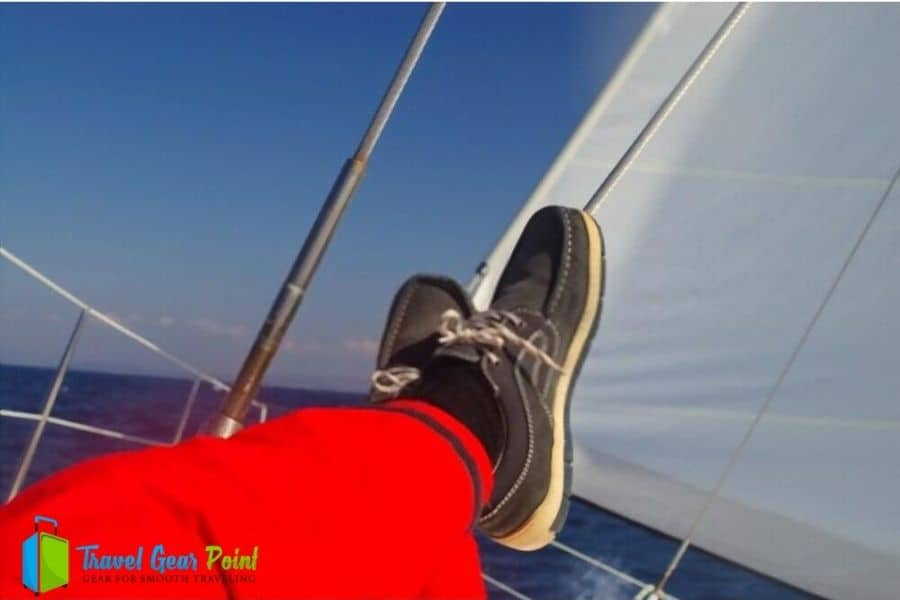 Best Shoes To Wear On A Boat