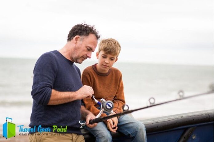 How to Assemble a Fishing Rod